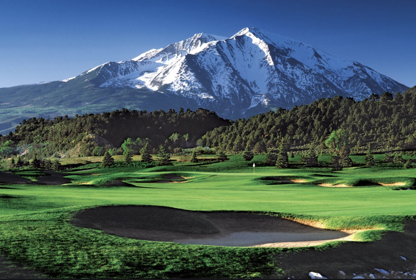 Aspen Glen Golf Course