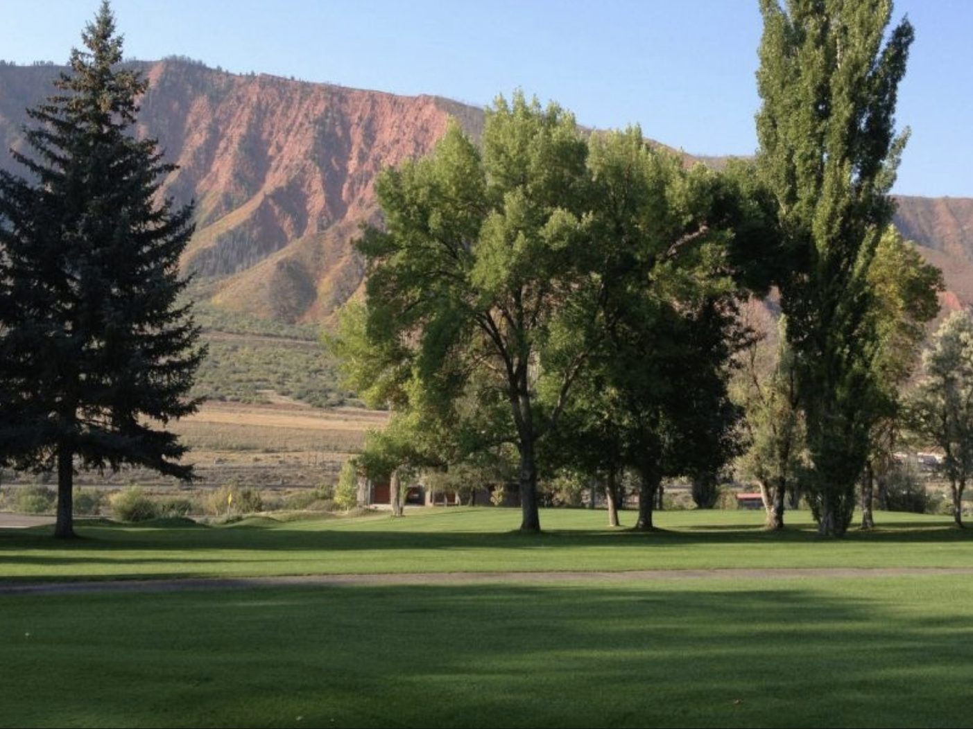 Glenwood Springs Golf Course