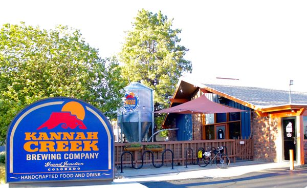 Kannah Creek Brewery